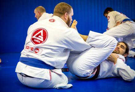 Brazilian Jiu Jitsu allenamento