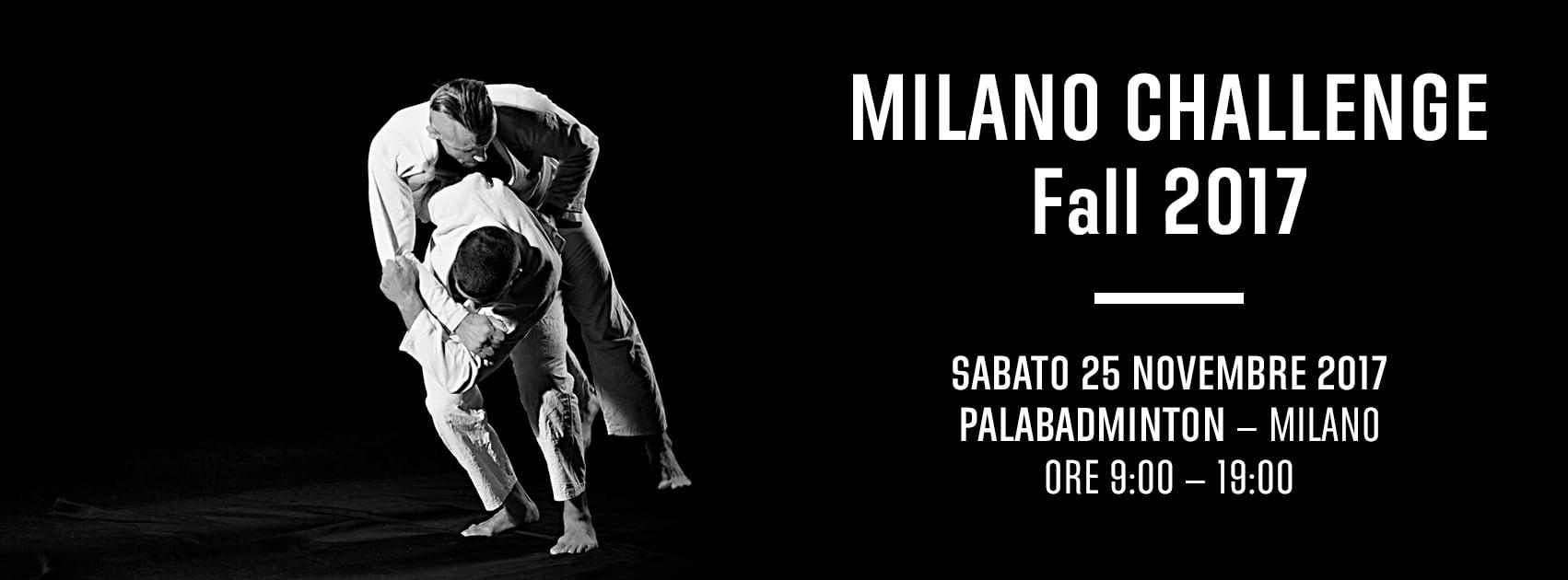 Milano - Torneo di BJJ