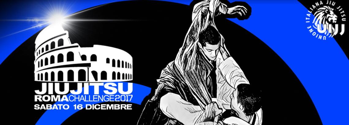 Roma Jiu Jitsu Challenge 2017