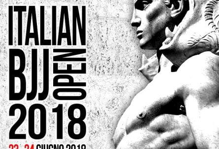 Italian BJJ Open Firenze