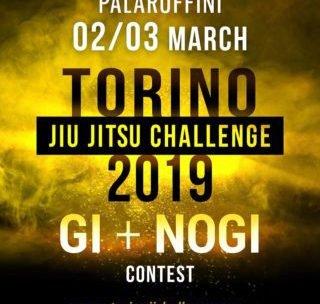Torino Jiu Jitsu Challenge 2019