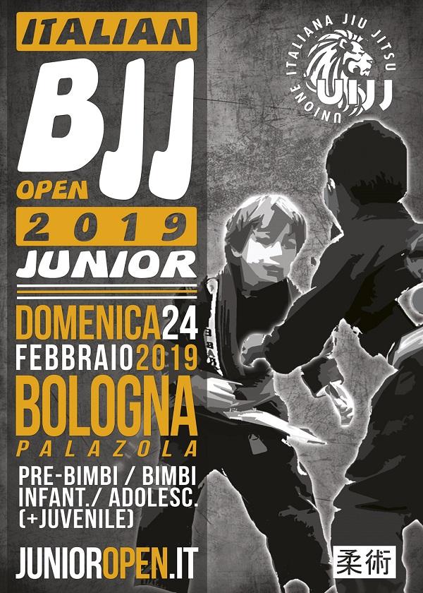 Italian Bjj Open 2019 Junior